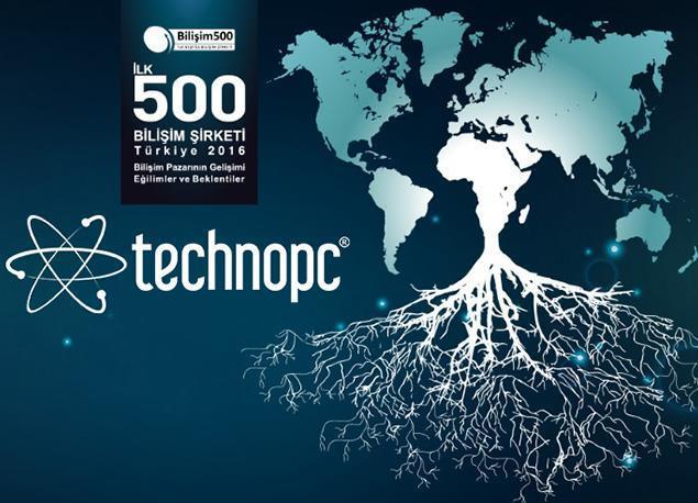 Turkey´s largest IT companies were announced at the awards ceremony Informatics 500.